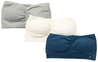 Lucky Brand Seamless Bandeau - Pack of 3