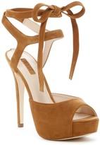 GUESS Kassie Lace Platform Sandal