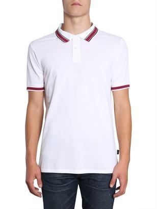 Paul Smith Cotton Pique Polo Shirt
