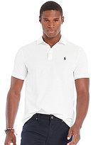 Polo Ralph Lauren Custom-Fit Stretch Mesh Short-Sleeve Polo Shirt