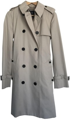 Aquascutum London Beige Wool Coat for Women