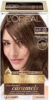 L'Oreal Superior Preference Fade-Defying Color + Shine System, UL51 Hi-Lift Natural Brown (Packaging May Vary)