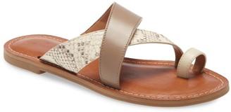 Caslon Oskar Flat Sandal