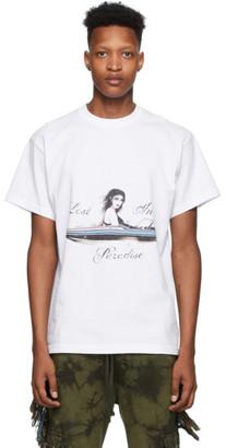 Alchemist White Lost In Paradise T-Shirt