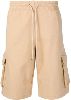 Drôle De Monsieur Side Pocket Shorts