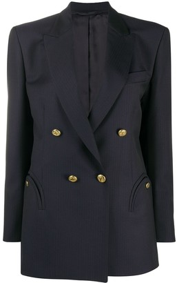 BLAZÉ MILANO Oversized Double-Breasted Blazer