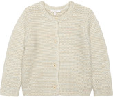 Chloé Embroidered cardigan 6-36 months