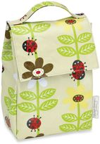 SugarBooger by o.r.e Lunch Sack in Lady Bug