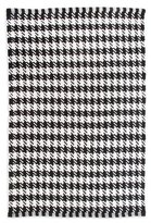 Mackenzie Childs MacKenzie-Childs Houndstooth Scatter Rug, 2' x 3'
