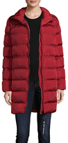 Love Moschino Padded Long Parka Coat