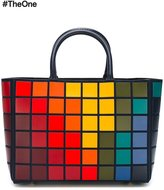 Anya Hindmarch 'Pixels' tote - women - Calf Leather - One Size