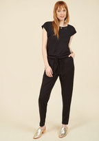 ModCloth A Case for Basics Jumpsuit in M