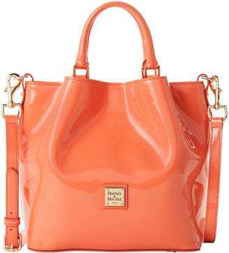 Dooney & Bourke Patent Small Barlow