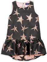 Andy & Evan Little Girl's Star Sleeveless Dress