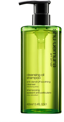 Shu Uemura Art of Hair Anti Dandruff Soothing Cleanser 400Ml