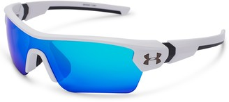 Under Armour Youth Menace Blade Wrap Sunglasses