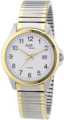 Just Watches Just Men's Quartz Watch 48-S2307B-WH