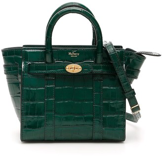 Mulberry Micro Bayswater Tote Bag