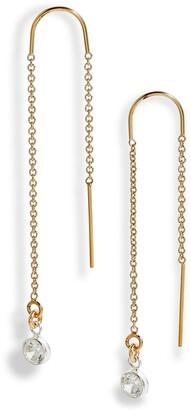 Set & Stones Becca Threader Earrings