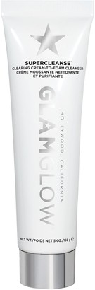 Glamglow SuperCleanse Clearing Cream-to-Foam Cleanser, 5 oz