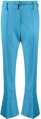Eudon Choi Flared Trousers