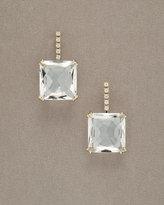 H Stern Cobblestone Crystal Quartz Drop Earrings