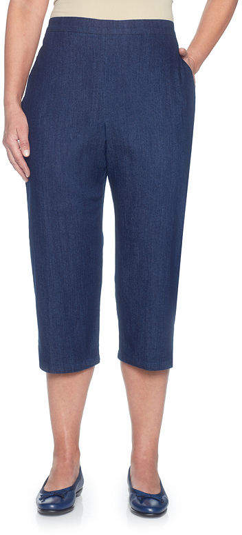 Americas Cup High Waisted Capris