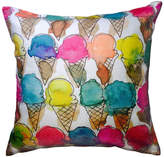 Ice Cream Cones Pillow