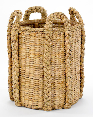 Mainly Baskets Rush Log Basket