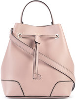 Furla Stacy bucket tote - women - Leather - One Size