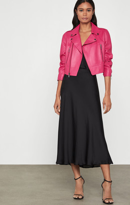 BCBGMAXAZRIA Autumn Leather Jacket
