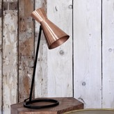 Graham and Green Angle Copper Desk Lamp