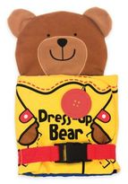 Melissa & Doug Dress Up Bear Soft Book