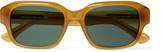 Dries Van Noten Square-Frame Polished-Acetate Sunglasses