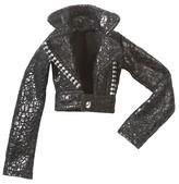 MGA Entertainment Black Moto Jacket