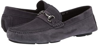To Boot Keller (Steel Blue Suede) Men's Shoes