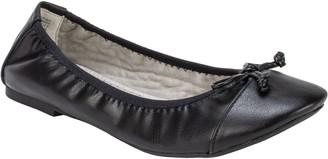 Rialto Cap-Toe Ballet Flats - Sunnyside II