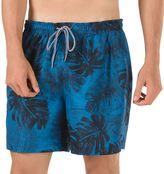 Speedo Men's Solo Voyage Tropical VaporPLUS Microfiber Swim Shorts