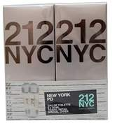 Carolina Herrera 212 Edt Duo Set, 3 Ml..