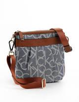 Thumbnail for your product : Calvin Klein Monogram Crossbody Bag