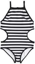 Kate Spade cutout one-piece swimsuit