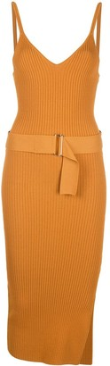 Nicholas Asymmetric Midi Dress