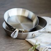 All-Clad d5 Brushed Stainless Steel Skillets, Set of 2