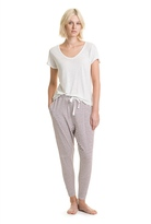 Country Road Jersey Stripe Harem Pant