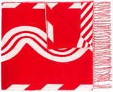 Henrik Vibskov Toucan scarf