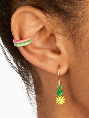 BaubleBar Pineapple Drop Earrings