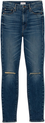 Singer22 The High Waisted Looker Ankle Jean