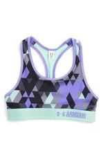 Under Armour Girl's Print Sports Bra