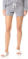 Monrow Vintage Shorts with Stardust