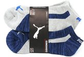 Puma Men's Cushioned Low Cut Socks - 6 Pairs